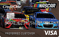 Official Nascar® Visa