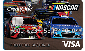 Nascard Credit One Bank Credit Card
