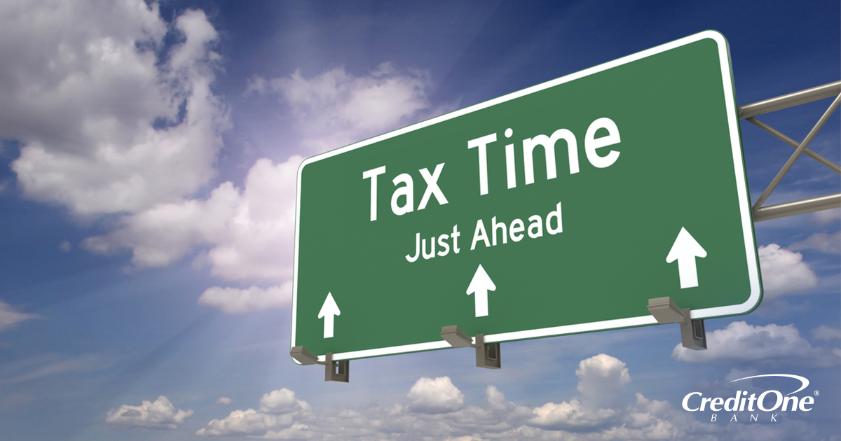 It's that time of the year: Tax season is fast approaching