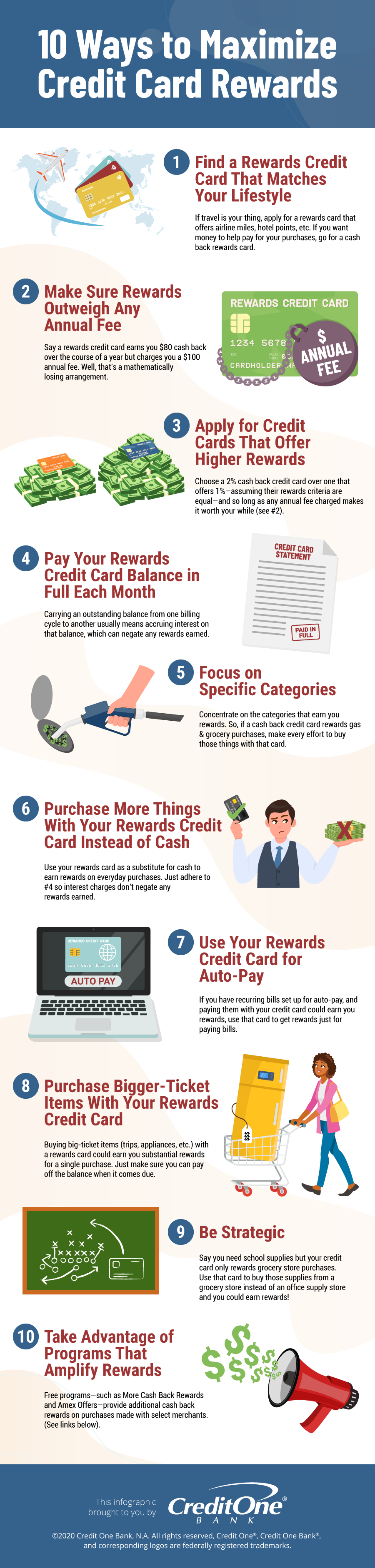 Tips for Maximizing Credit Card Rewards