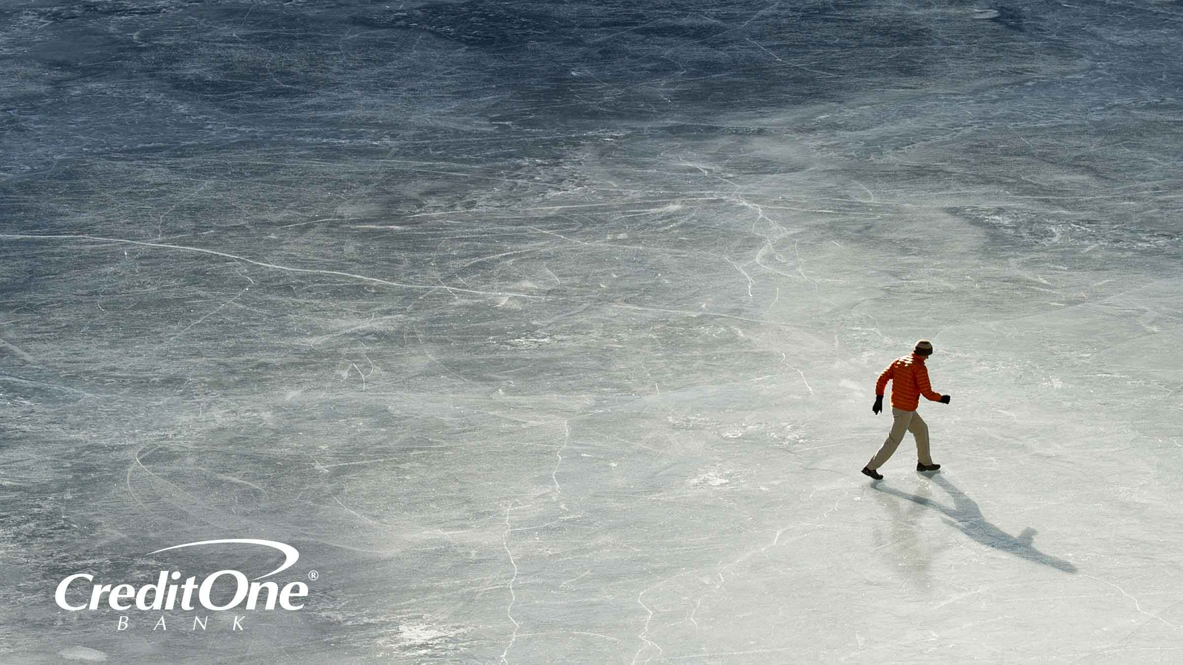 Skating on thin ice – the value of freezing your credit reports