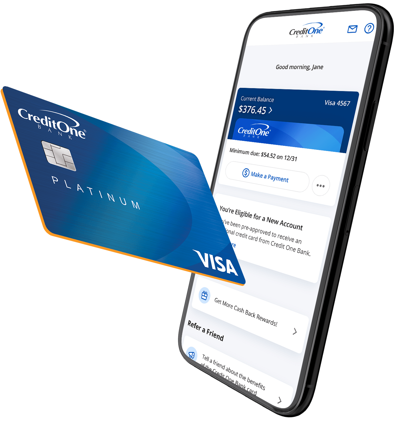 Pre-Qualify & Apply for Credit Cards Credit One Bank